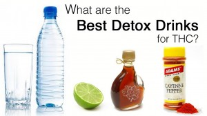 best thc detox drinks