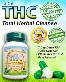 ultra THC herbal cleanse
