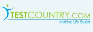 Testcountry logo