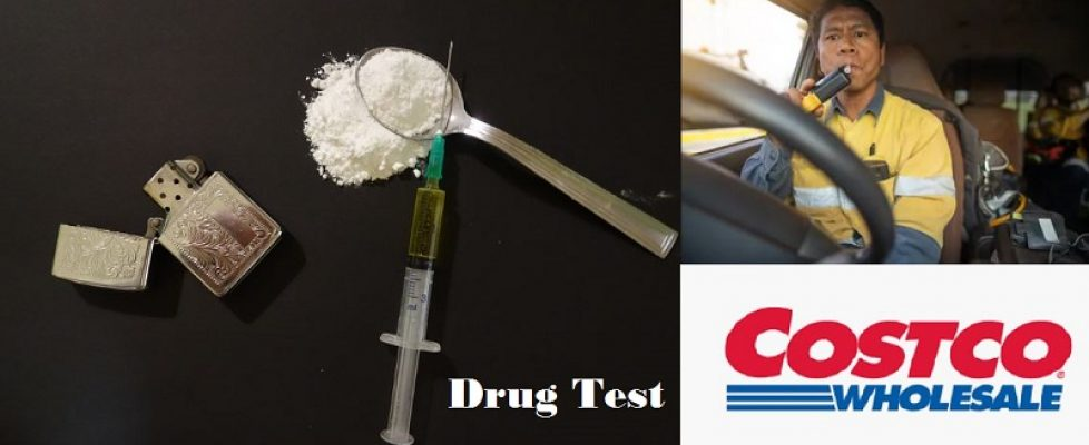Costco Drug Test