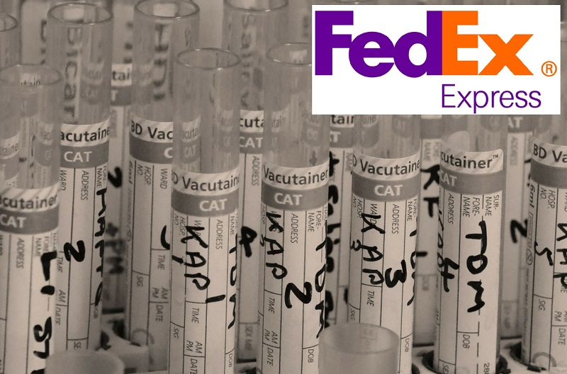 Fedex Drug Test
