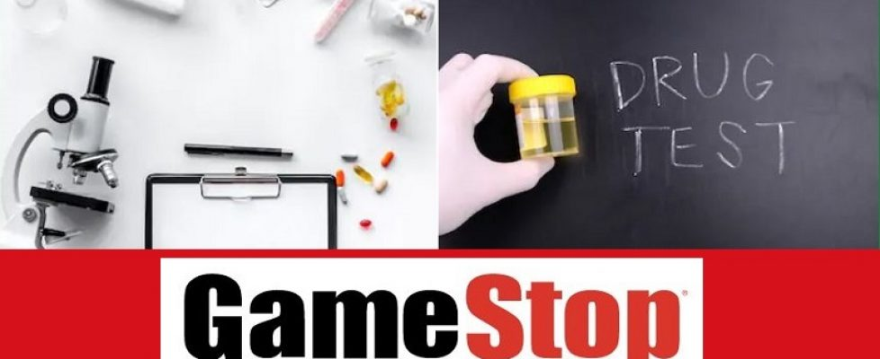 GameStop Drug Test